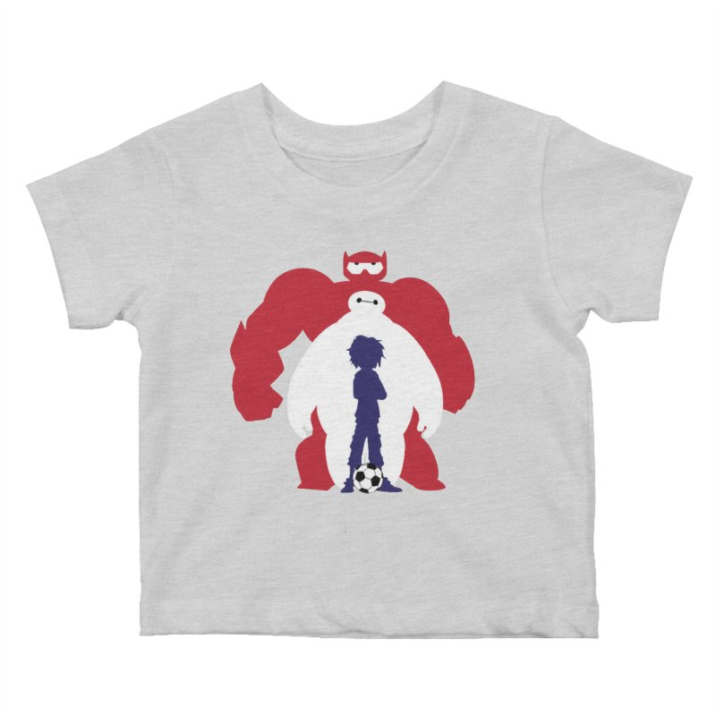 Big Hero Kids Baby T-Shirt by To Boldly Merch
