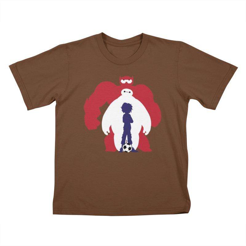 Big Hero Kids T-Shirt by To Boldly Merch