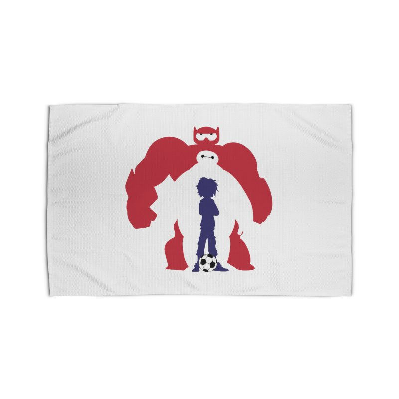 Big Hero Home Rug by To Boldly Merch