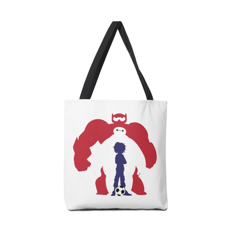 Big Hero Accessories Bag by To Boldly Merch