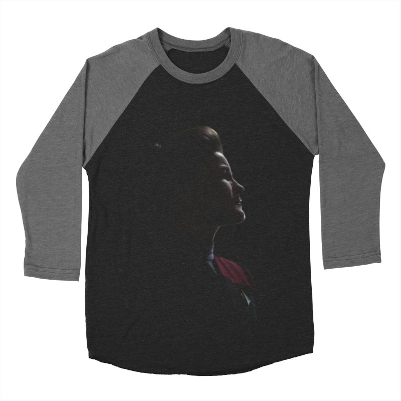 Captain Kathryn Janeway Women's Baseball Triblend Longsleeve T-Shirt by To Boldly Merch