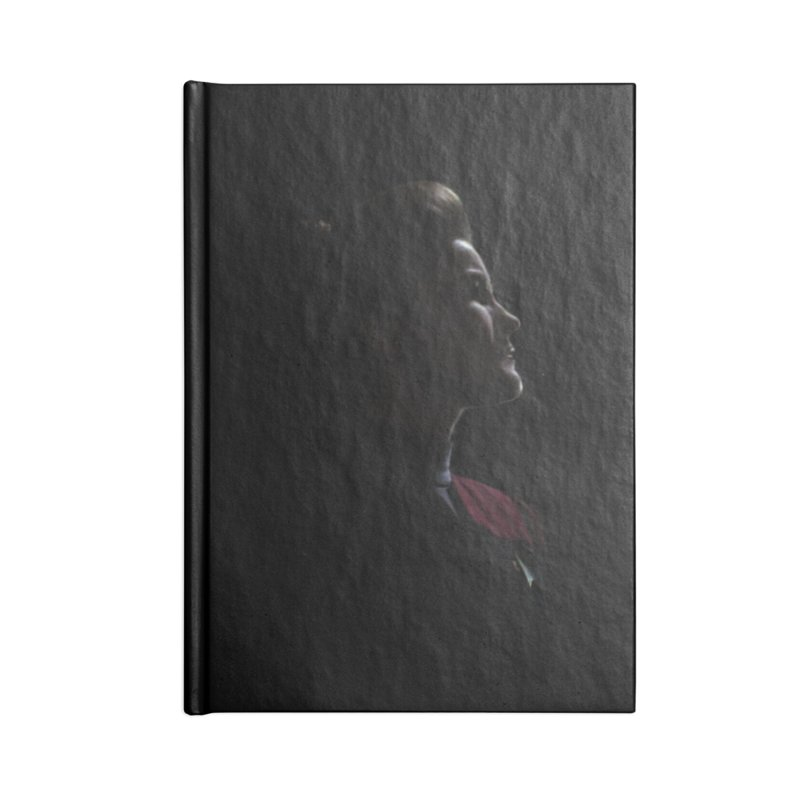 Captain Kathryn Janeway Accessories Notebook by To Boldly Merch