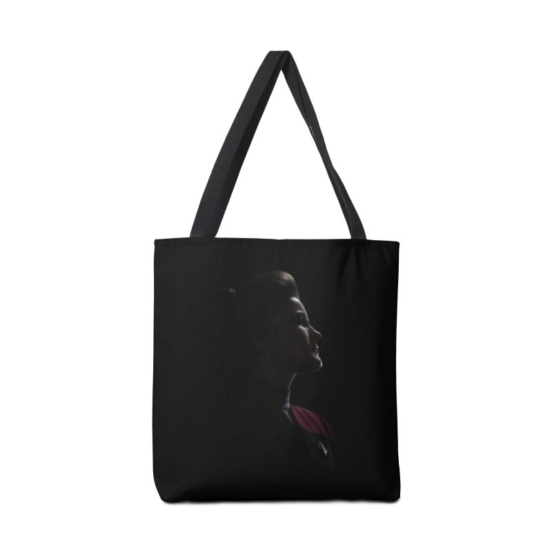 Captain Kathryn Janeway Accessories Bag by To Boldly Merch