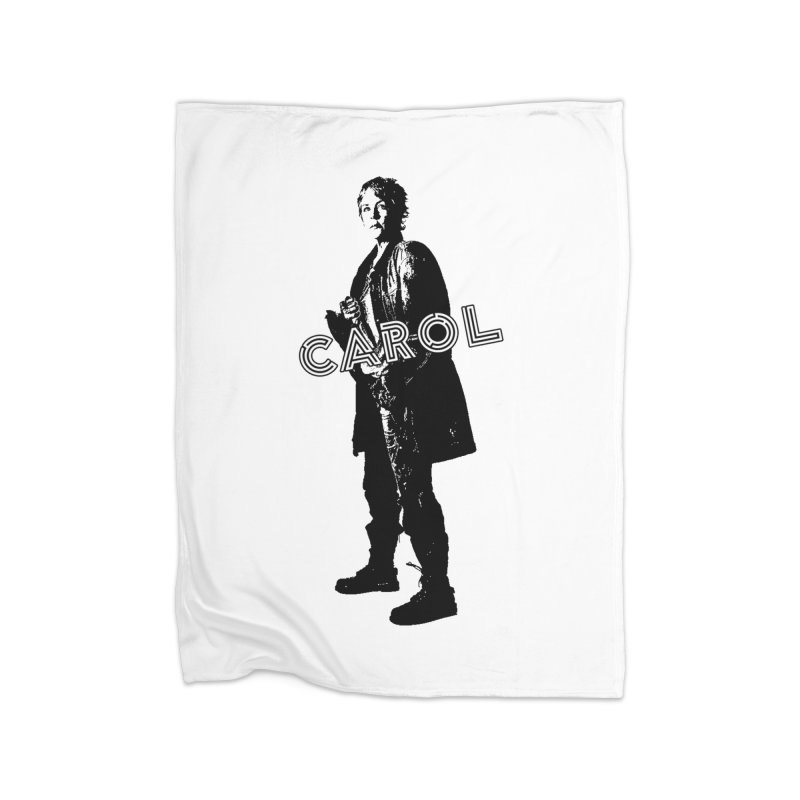 Carol Peletier Home Blanket by To Boldly Merch