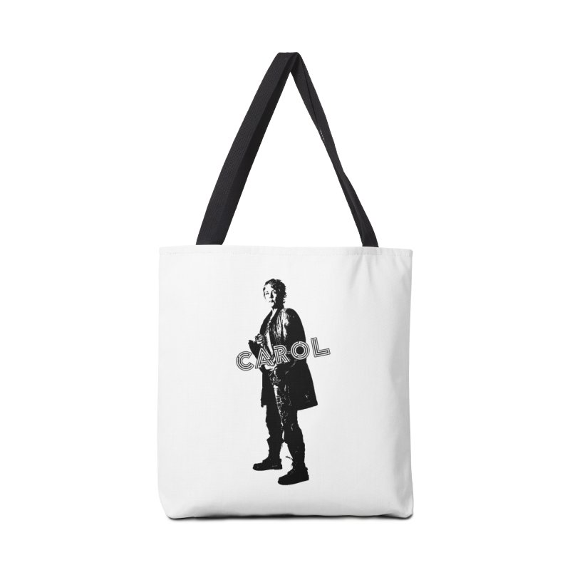 Carol Peletier Accessories Bag by To Boldly Merch