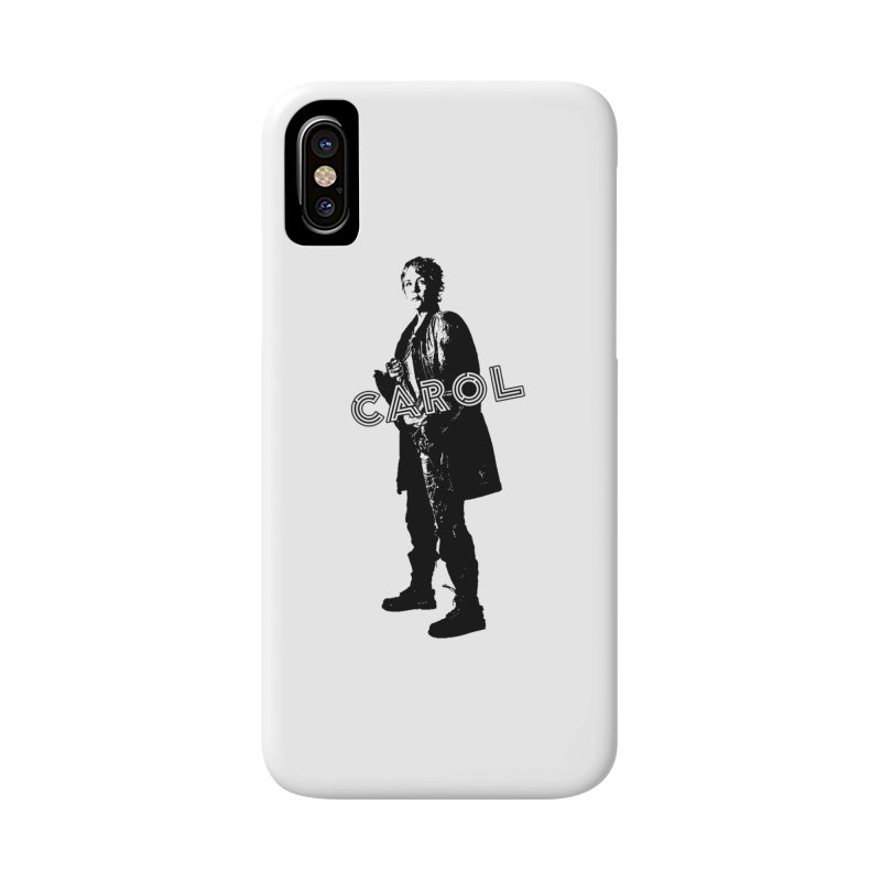 Carol Peletier Accessories Phone Case by To Boldly Merch