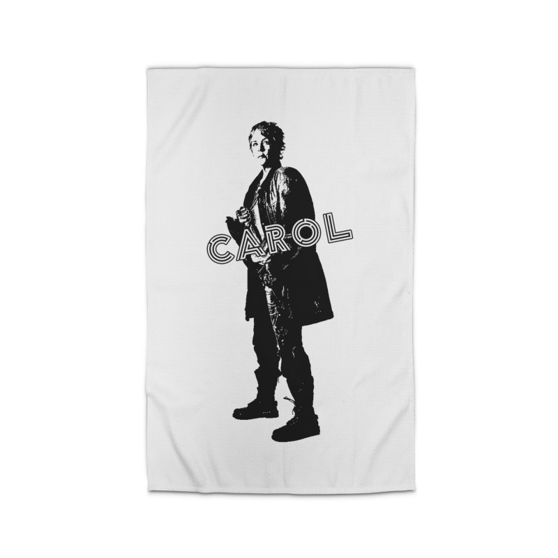 Carol Peletier Home Rug by To Boldly Merch