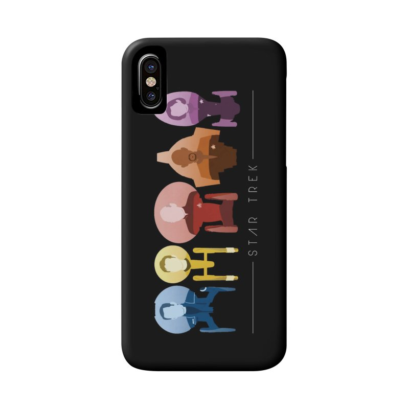 Inner Chronology Captains Accessories Phone Case by To Boldly Merch