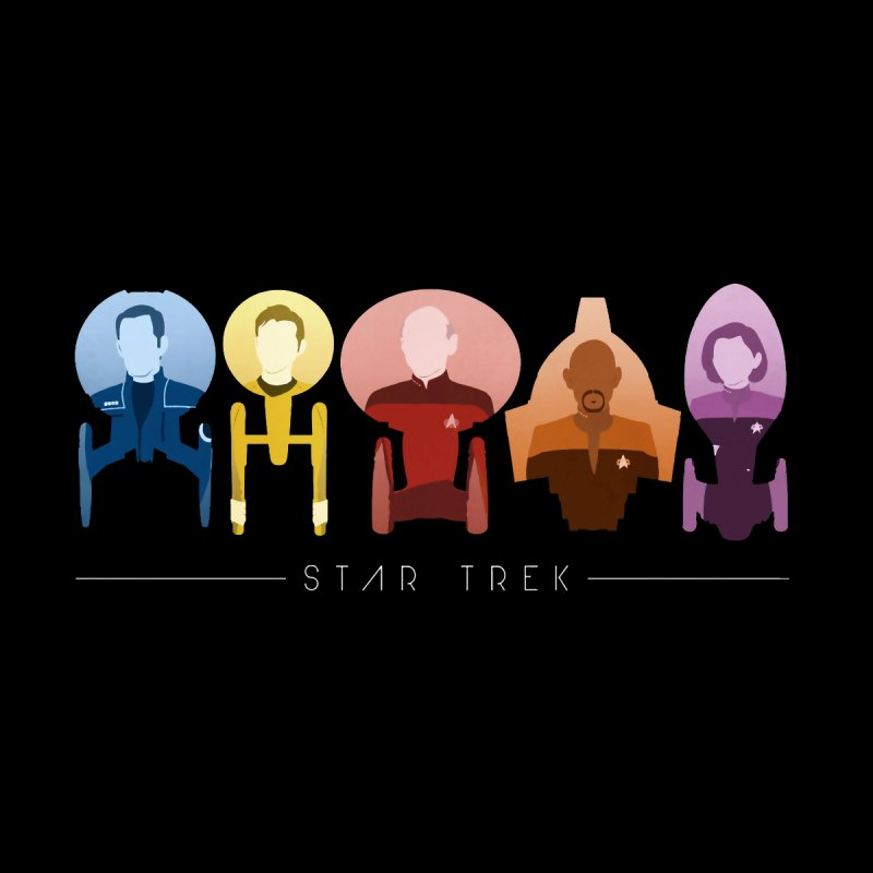 Inner Chronology Captains by To Boldly Merch