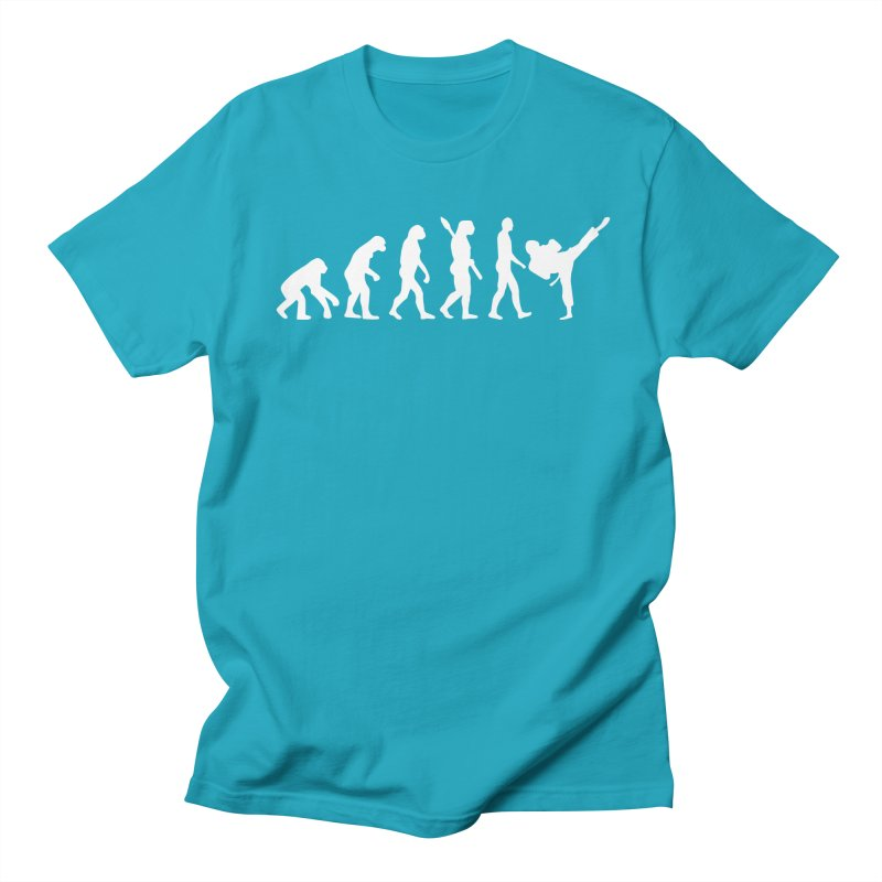 Martial Arts Evolution Men's T-Shirt by Kickin Tees' Artist Shop