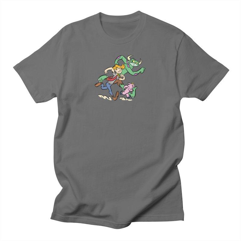 Kid Beowulf Trio Men's T-Shirt by Kid Beowulf Studio Store