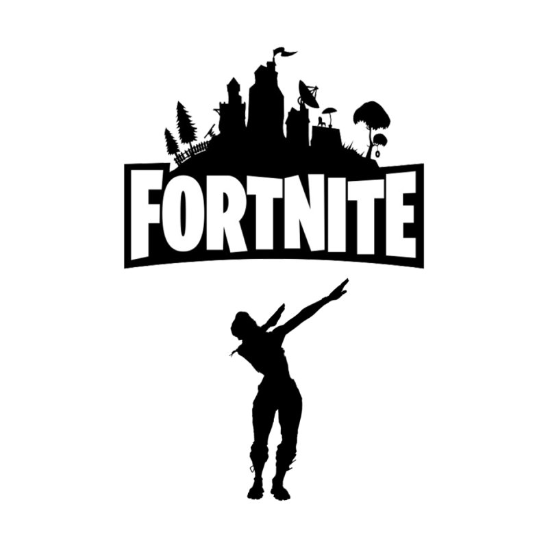 Kidtravis Dab Fortnite Black Home