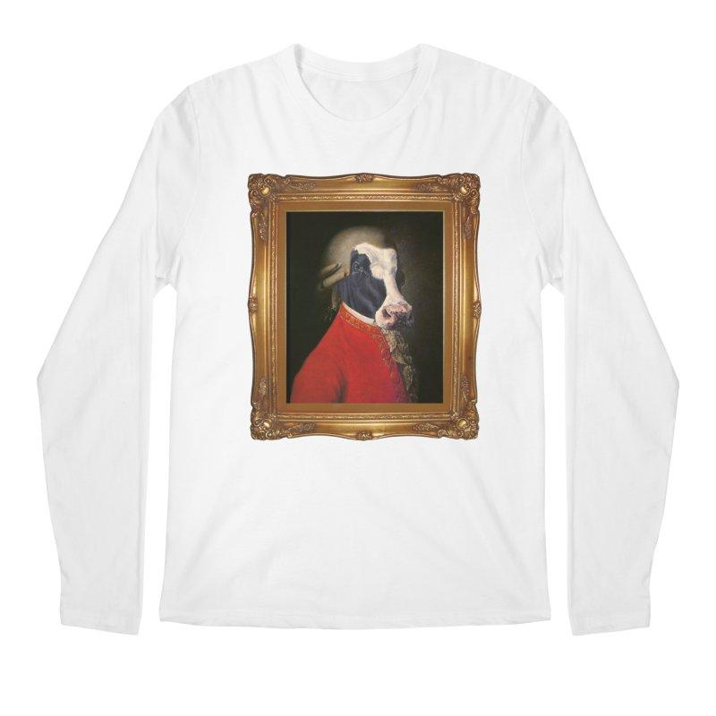 MOOOZART Men's Longsleeve T-Shirt by kidultcontent's Shop