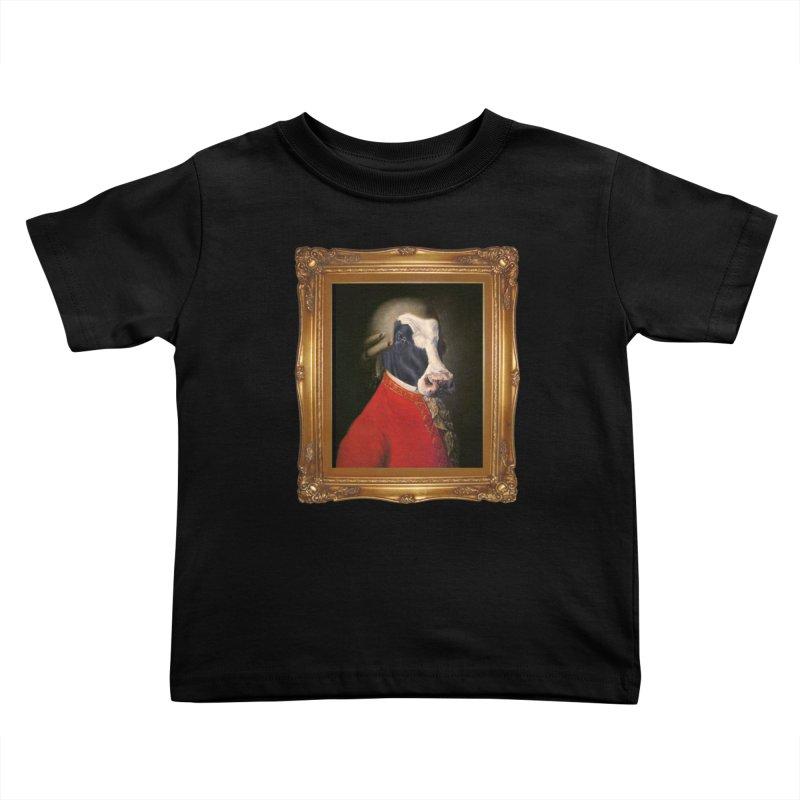 MOOOZART Kids Toddler T-Shirt by kidultcontent's Shop