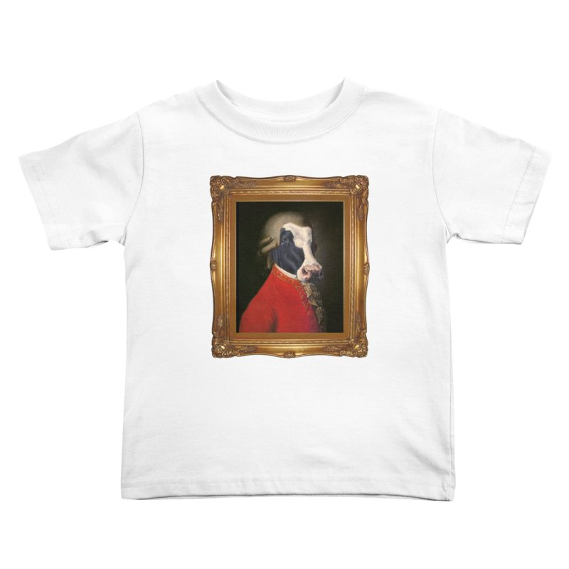 MOOOZART Kids Toddler T-Shirt by kidultcontent's Shop