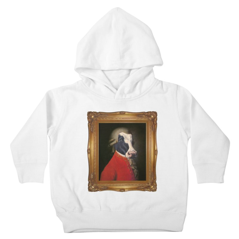 MOOOZART Kids Toddler Pullover Hoody by kidultcontent's Shop