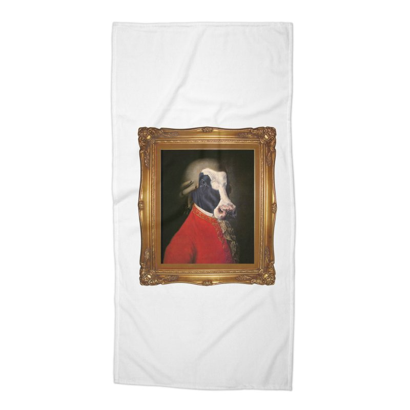 MOOOZART Accessories Beach Towel by kidultcontent's Shop