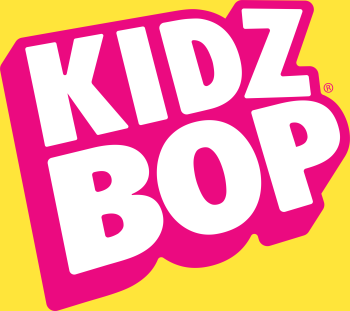 kidz bop's Artist Shop Logo