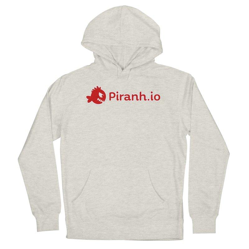 Piranh.io logo Women's Pullover Hoody by Kiemura Merchandise