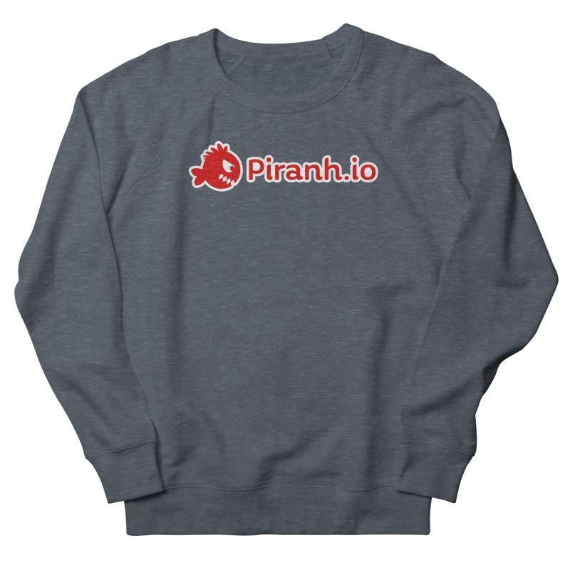 Piranh.io logo Men's Sweatshirt by Kiemura Merchandise