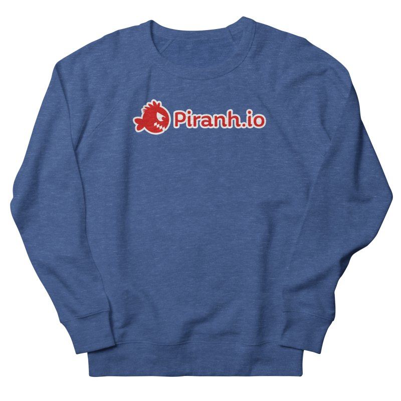 Piranh.io logo Men's Sweatshirt by Kiemura Merchandise