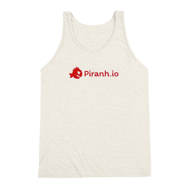 Piranh.io logo   by Kiemura Merchandise