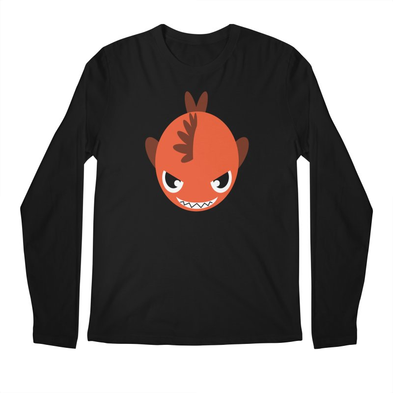 Orange piranha   by Kiemura Merchandise