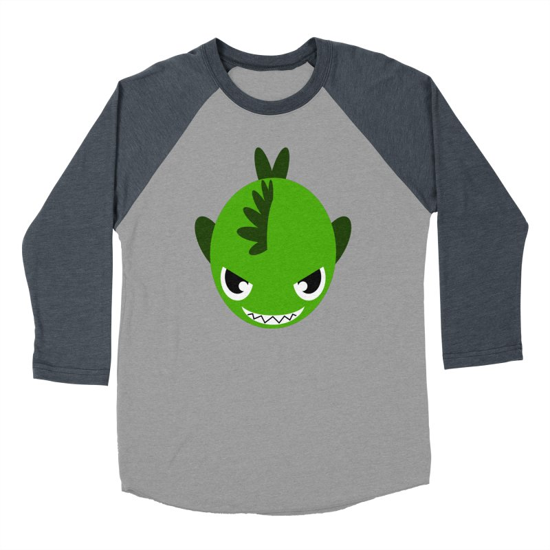 Green piranha   by Kiemura Merchandise
