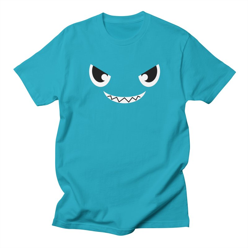 Piranha Face Men's T-shirt by Kiemura Merchandise