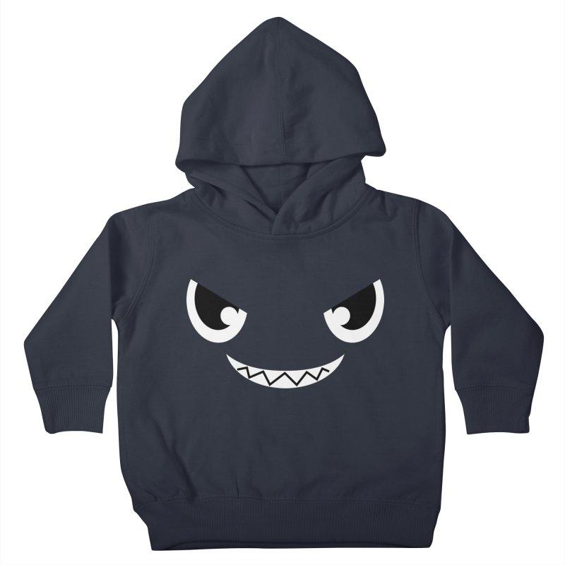 Piranha Face Kids Toddler Pullover Hoody by Kiemura Merchandise