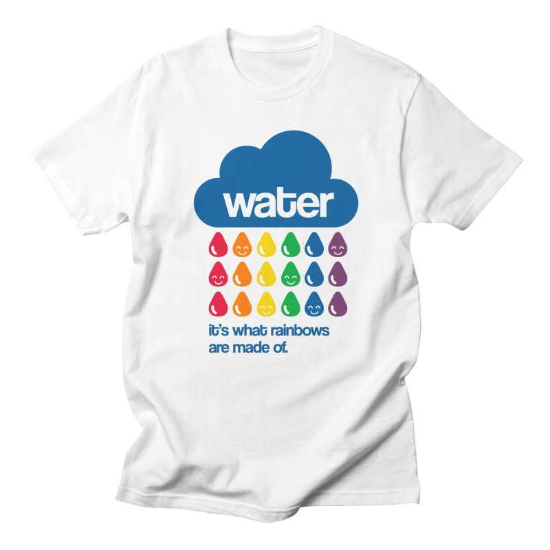 What Rainbows Are Made Of Men's T-Shirt by Tees, prints, and more by Kiki B