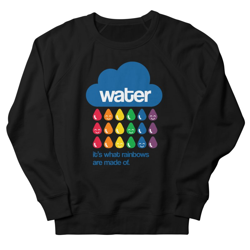 What Rainbows Are Made Of Men's Sweatshirt by Tees, prints, and more by Kiki B