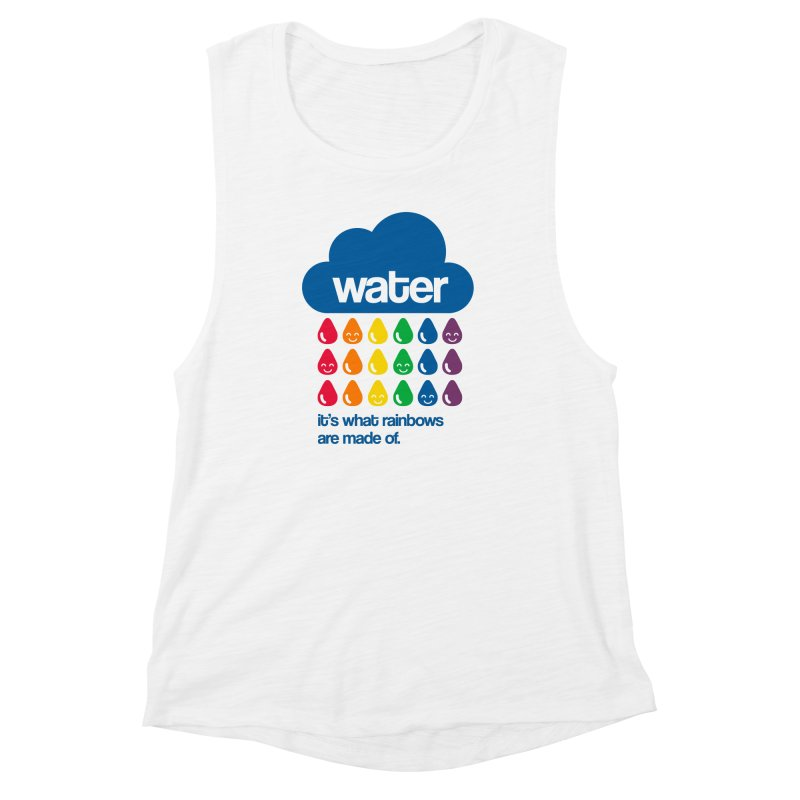 What Rainbows Are Made Of   by Tees, prints, and more by Kiki B