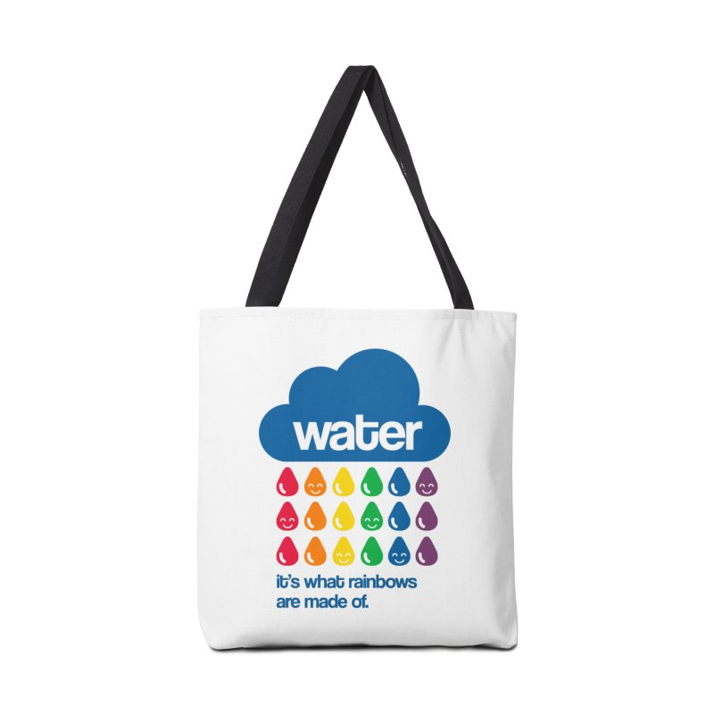 What Rainbows Are Made Of Accessories Bag by Tees, prints, and more by Kiki B