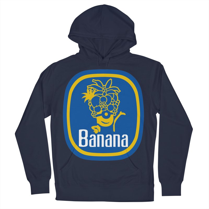 Banana! Women's Pullover Hoody by Tees, prints, and more by Kiki B