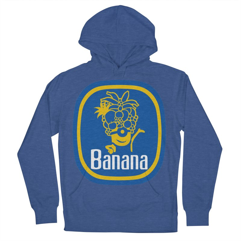 Banana! Men's Pullover Hoody by Tees, prints, and more by Kiki B