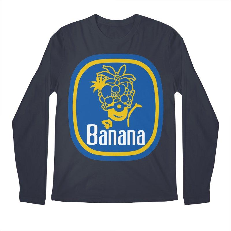 Banana! Men's Regular Longsleeve T-Shirt by Tees, prints, and more by Kiki B