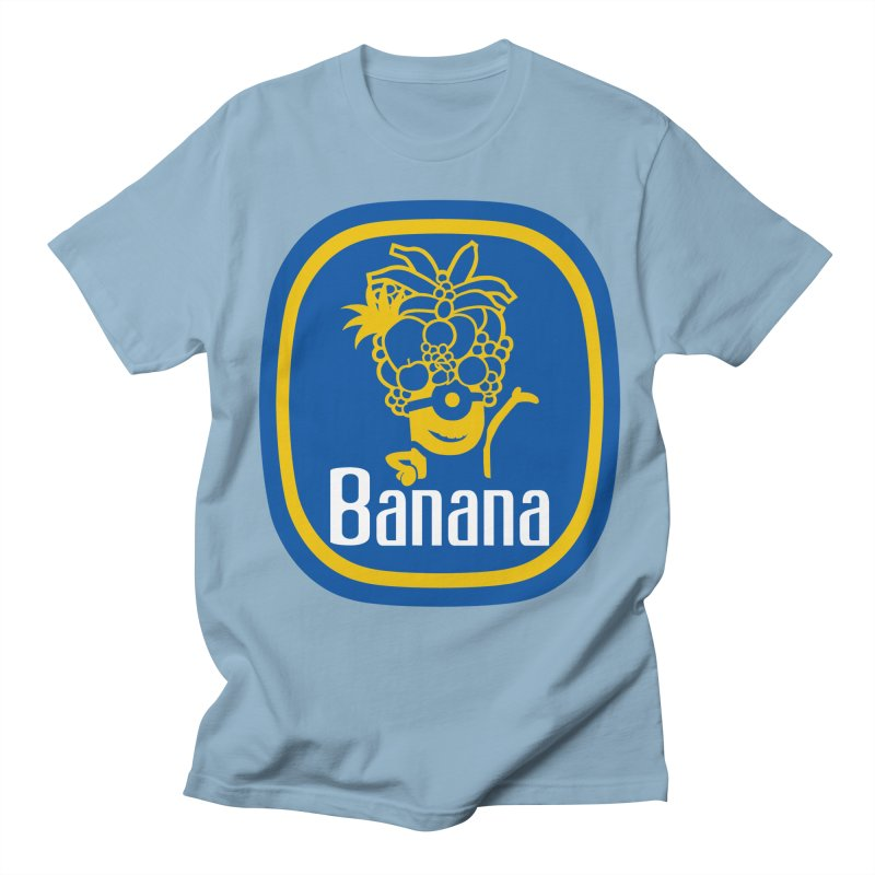 Banana! Women's Regular Unisex T-Shirt by Tees, prints, and more by Kiki B