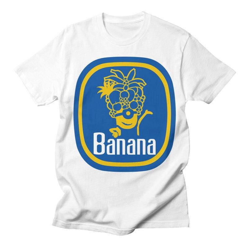 Banana! Men's Regular T-Shirt by Tees, prints, and more by Kiki B