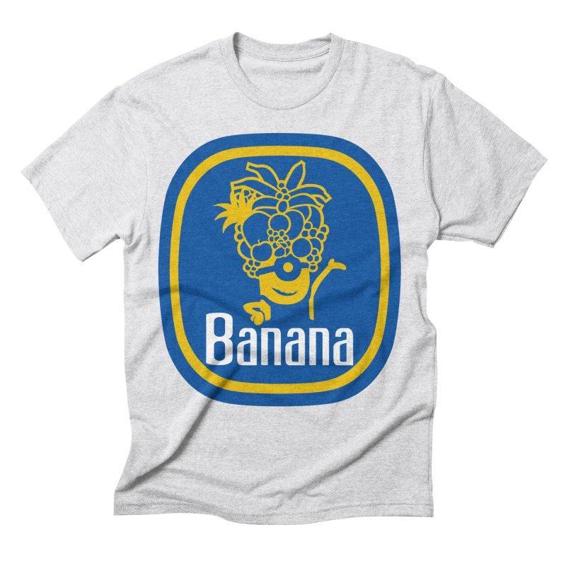 Banana! Men's Triblend T-Shirt by Tees, prints, and more by Kiki B