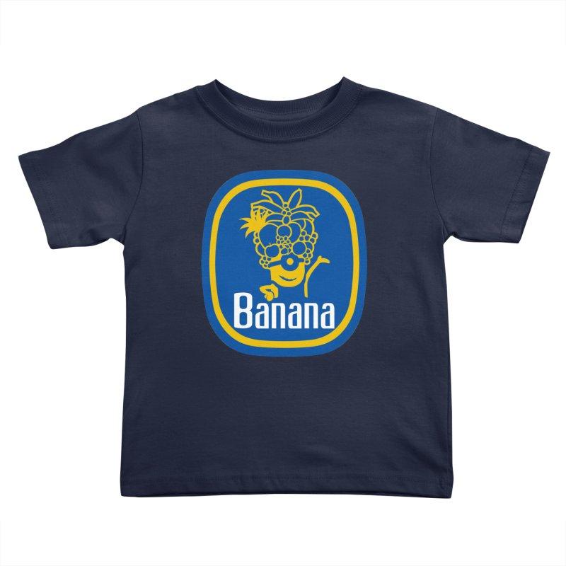 Banana! Kids Toddler T-Shirt by Tees, prints, and more by Kiki B