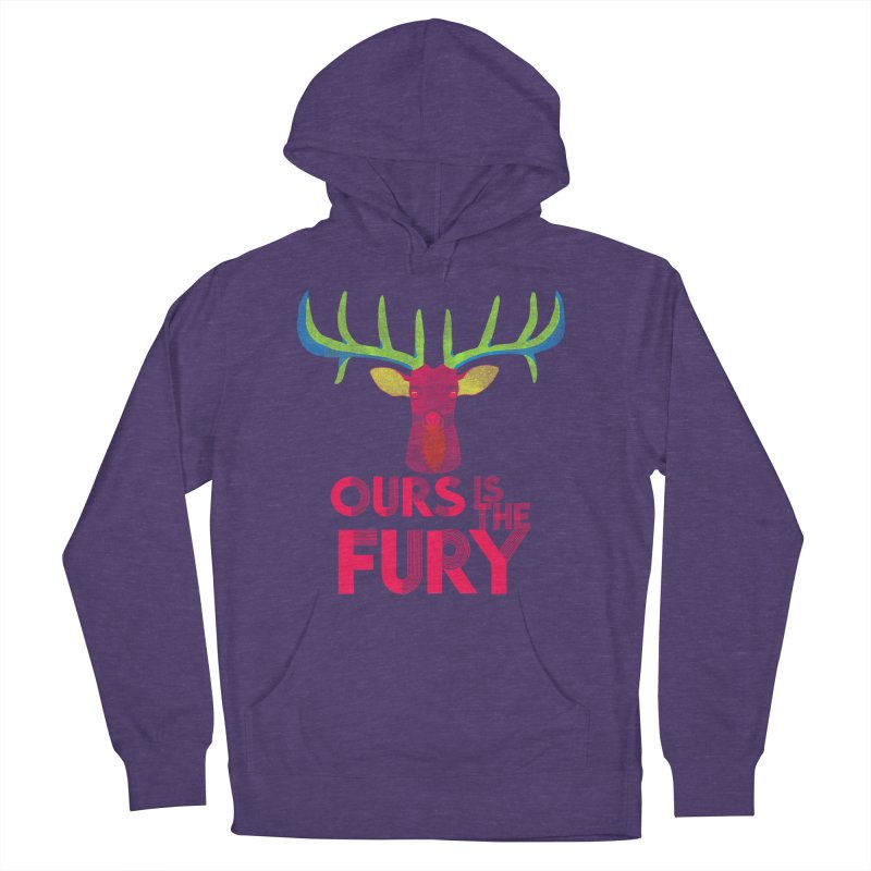 Ours Is The Fury Women's Pullover Hoody by Tees, prints, and more by Kiki B