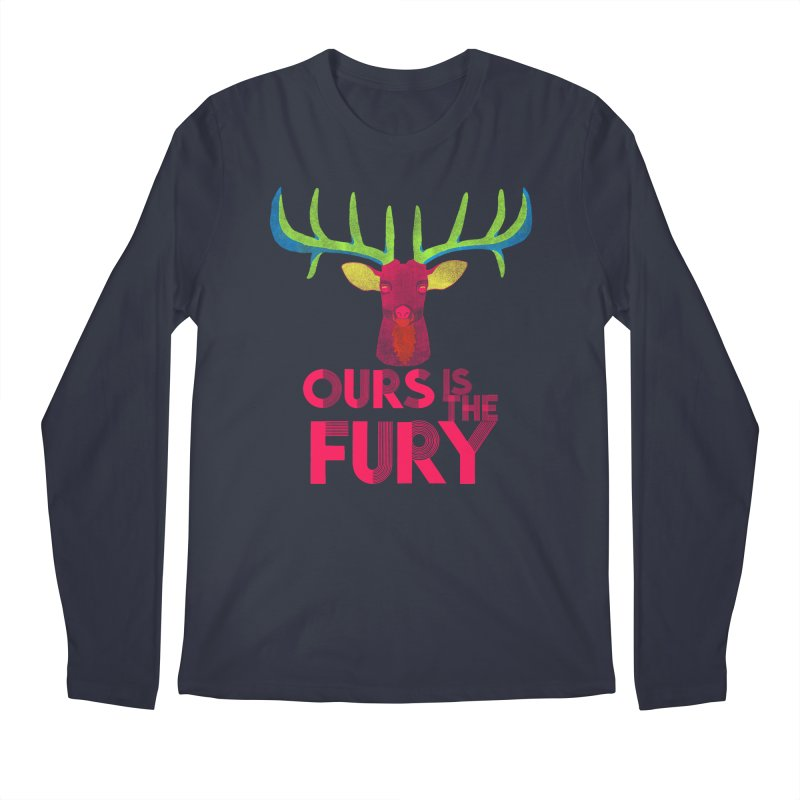 Ours Is The Fury Men's Longsleeve T-Shirt by Tees, prints, and more by Kiki B