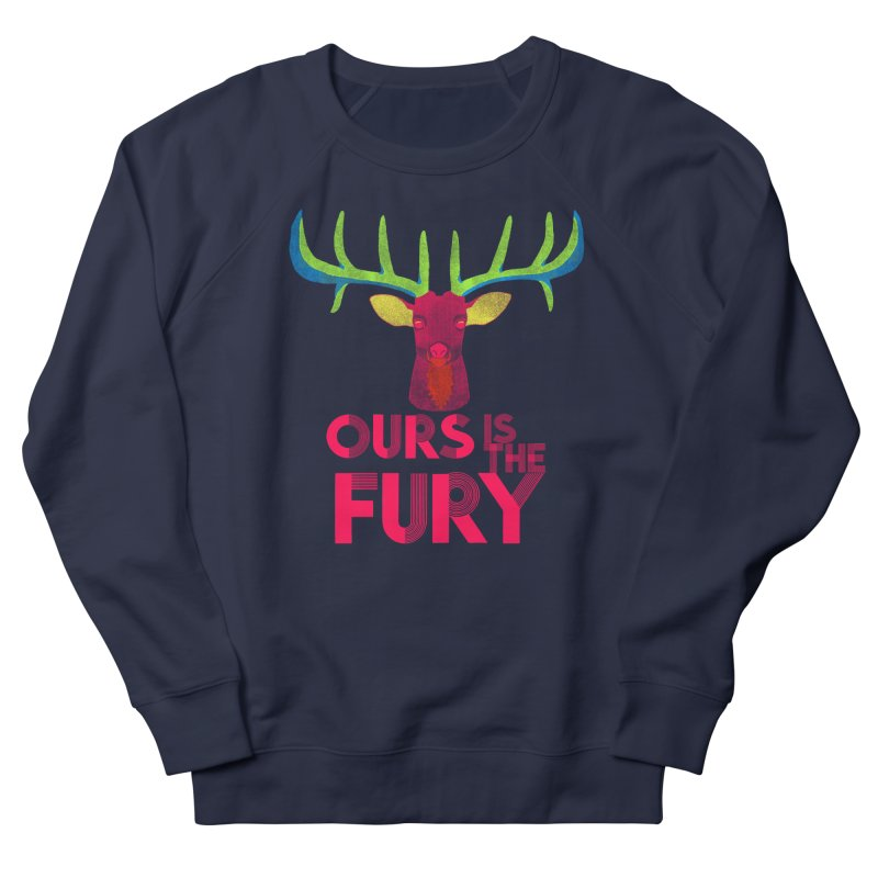 Ours Is The Fury Men's Sweatshirt by Tees, prints, and more by Kiki B