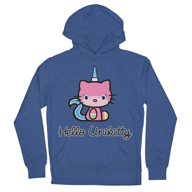 Hello Unikitty Women's Pullover Hoody by Tees, prints, and more by Kiki B