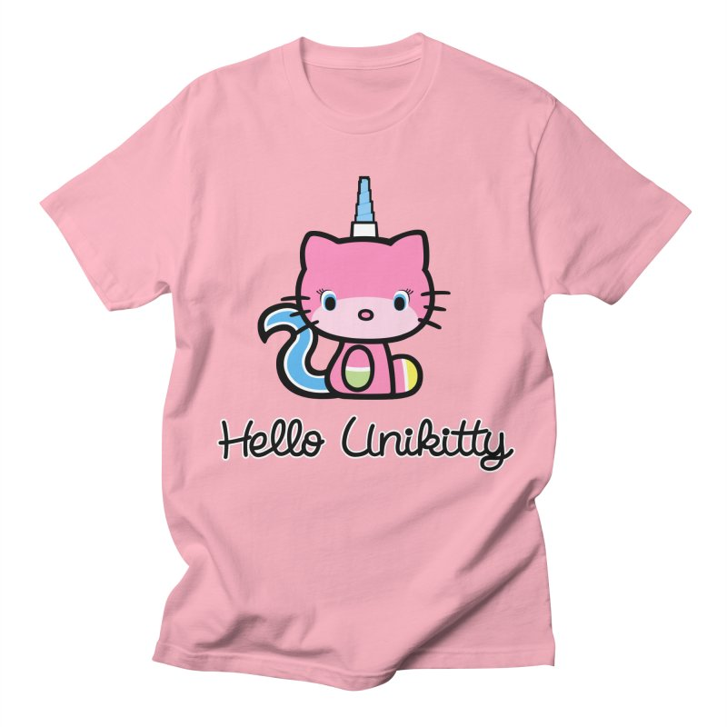 Hello Unikitty   by Tees, prints, and more by Kiki B