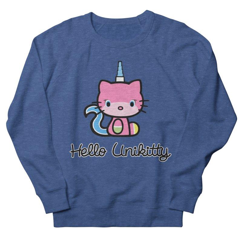 Hello Unikitty Women's Sweatshirt by Tees, prints, and more by Kiki B
