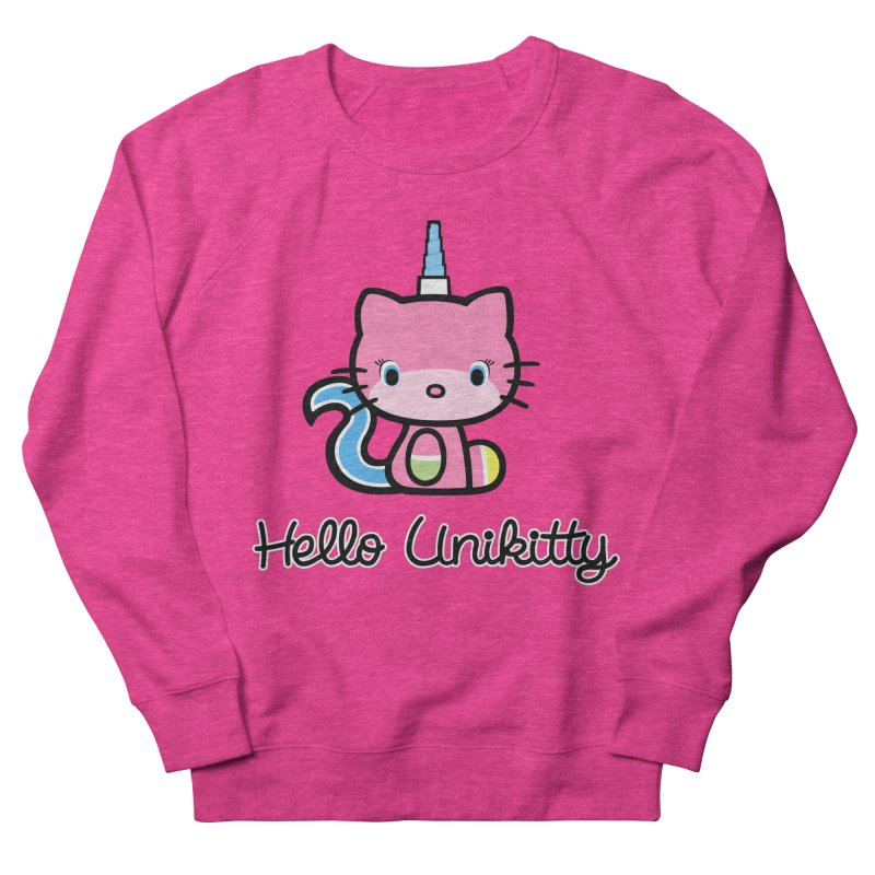Hello Unikitty   by Tees, prints, and more by Kiki B