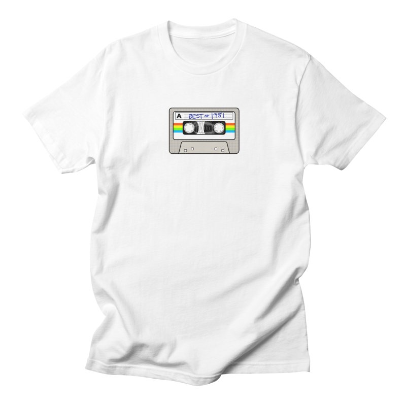 Mixtape: Best of 1981 Men's T-shirt by Tees, prints, and more by Kiki B