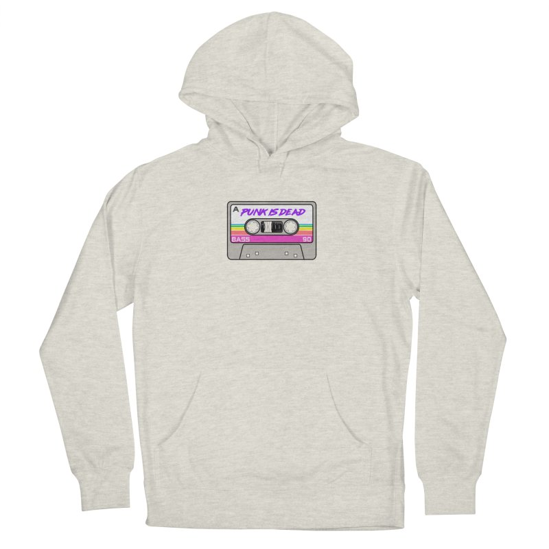 Mixtape: Punk is Dead Women's Pullover Hoody by Tees, prints, and more by Kiki B